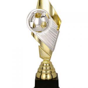 Pohár futbal zlato-strieborný PELE