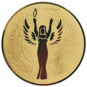Emblém zlatý - Victory, 25mm