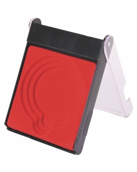 Púzdro na medailu 70mm – červené