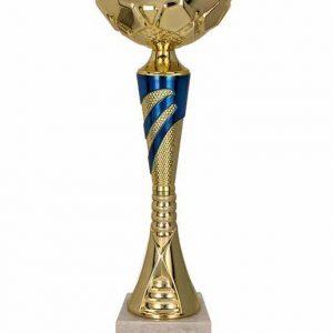 Pohár zlato-modrý WERDA BL