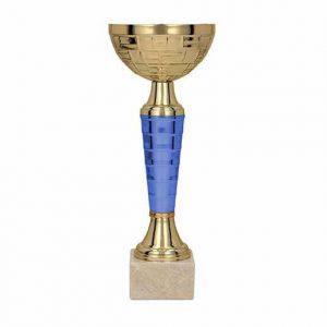 Pohár zlato-modrý VEGA BL