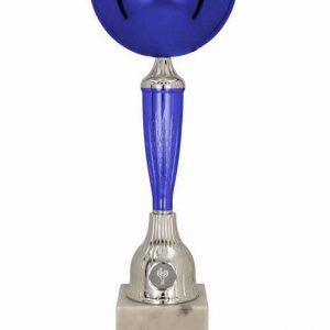 Pohár modro-strieborný WITOS BL