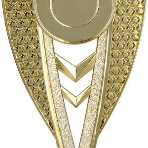Figúrka plastová všeobecná zlatá, výška 16,5 cm