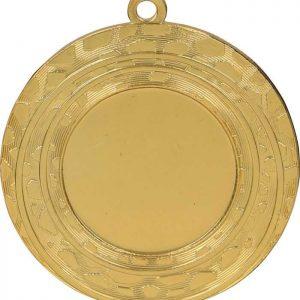 Medaila (45mm, hrúbka 2mm), zlato