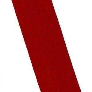 Stužka 20mm, červená
