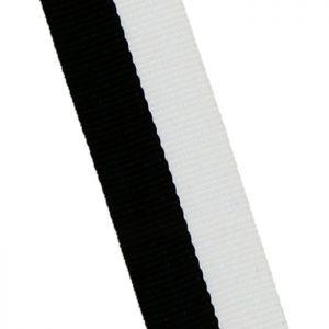 Stužka 10mm, bie-čier