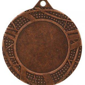 Medaila (40 mm, hrúbka 1 mm) bronz