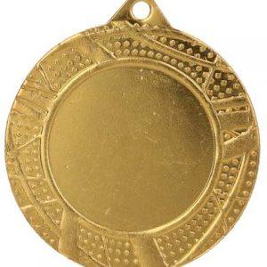 Medaila (40 mm, hrúbka 1 mm) zlatá