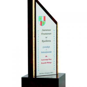 Drevená trofej